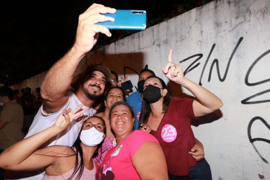 """""""Nós representamos a mudança que os aracajuanos tanto esperam"""", afirma Danielle Garcia"""