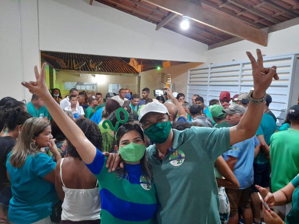 Enfermeira Manuella Martins é eleita prefeita de Pacatuba