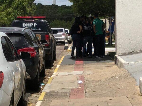 Polícia Civil conclui investigação e detém autores do latrocínio que vitimou estudante de medicina no Jabotiana
