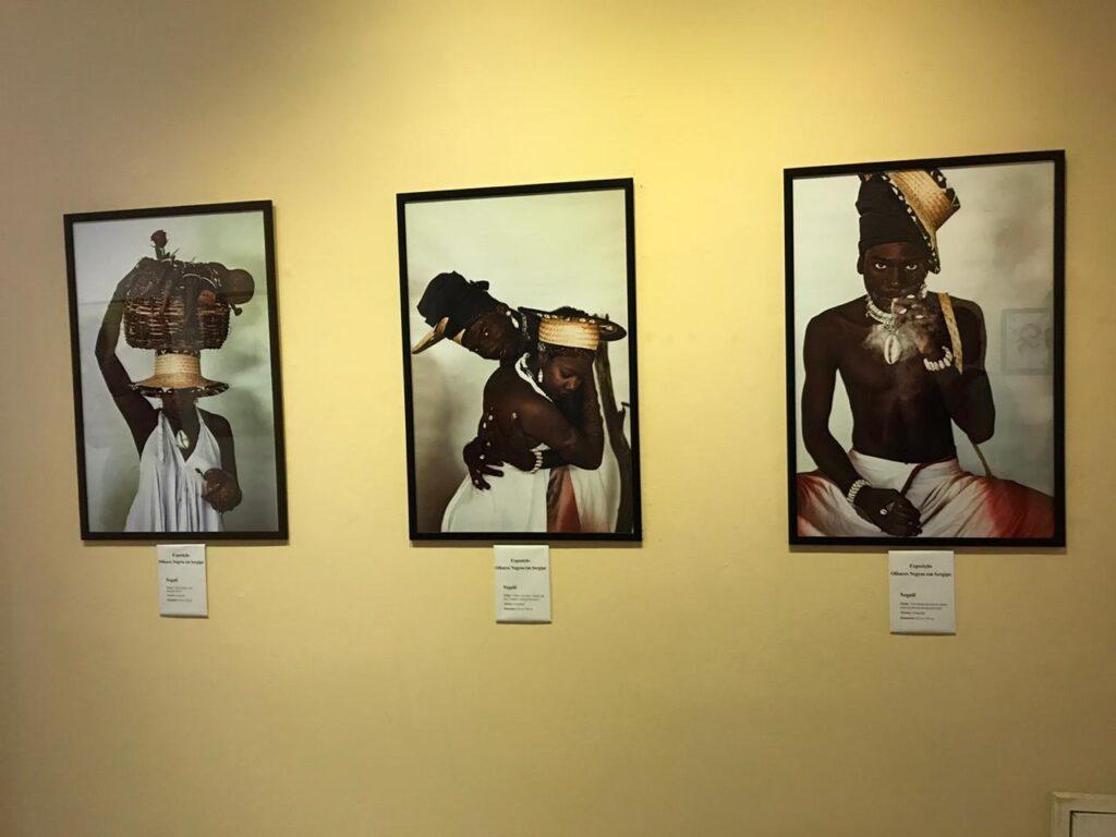 Fundação de Cultura e Arte Aperipê realiza abertura da exposição coletiva 'Olhares Negros em Sergipe'