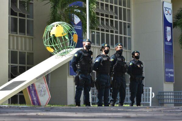 Operação Eleições: Reforço de 674 policiais militares garante a tranquilidade no segundo turno em Aracaju