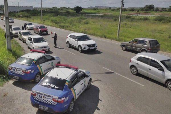 Batalhão de Polícia Rodoviária Estadual (BPRV) divulga balanço da Operação Feriado de Finados