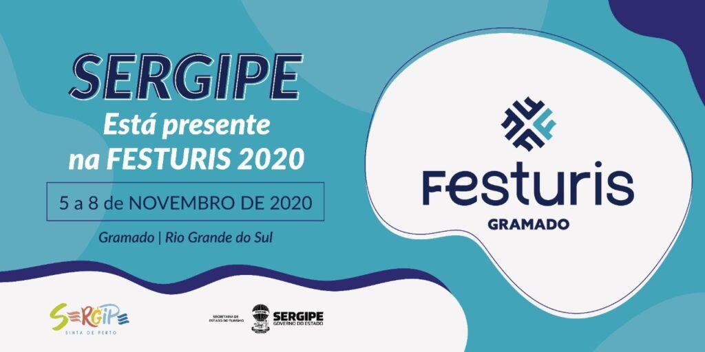 Governo divulga o Destino Sergipe na maior feira de turismo da América Latina