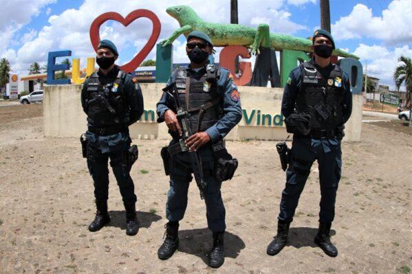 Interior do estado ganha reforço no policiamento ostensivo com a ativação de unidades da Força Tática