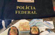 Polícia Federal cumpre mandados de prisão contra grupo suspeito de falsificar documentos e certificados em Aracaju