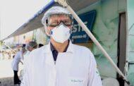 Número de casos da Covid-19 em Sergipe deve chegar a 111 mil ainda em dezembro, diz UFS