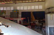 Prefeito eleito lamenta situação de caos e abandono nas escolas de Laranjeiras