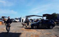Polícia cumpre mandados em Itabaiana e mais 5 cidades em operação contra quadrilha de roubo de cargas