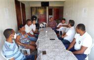 Juca se reúne com Guardas Municipais e debate melhorias para a categoria