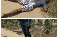 Dois homens são assassinados em estrada vicinal de Lagarto; um usava tornozeleira eletrônica