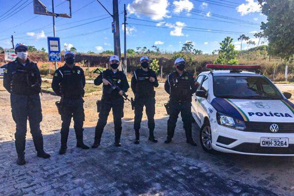 Operação Sergipe Mais Seguro: PM intensifica ações no interior do estado neste fim de semana