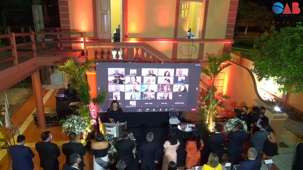 Universidade Tiradentes participa de solenidade dos 85 anos da OAB/SE