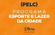 Prefeitura de São Cristóvão divulga edital para credenciamento de profissionais do Esporte