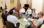 Governador discute últimos detalhes para funcionamento da Ceasa de Itabaiana