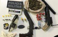 Dois suspeitos morrem em confronto com a Polícia Militar no povoado Areia Branca