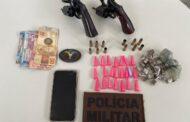 Mais dois investigados por associação para o tráfico de drogas e porte ilegal de arma morrem em confronto com a Polícia Militar