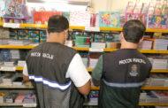 Prefeitura intensifica fiscalização em período de compra de material escolar