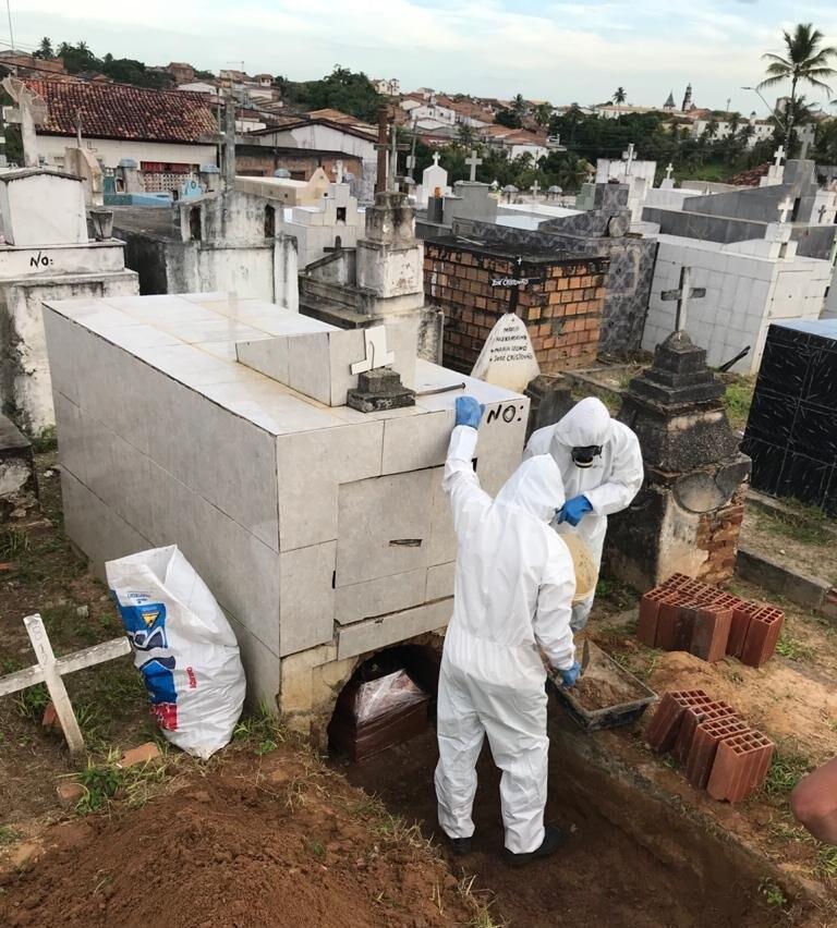 Sergipe registra 680 novos casos de Covid-19 e mais 12 mortes que estavam em investigação
