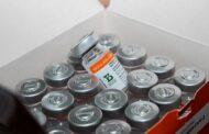 Sergipe recebe mais um lote da vacina CoronaVac