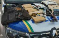 Polícia apreende drogas e homem morre em confronto no bairro São Conrado