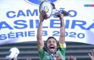 Chapecoense vence o Confiança e conquista o título da Série B