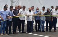 Presidente Jair Bolsonaro inaugura ponte entre Sergipe e Alagoas