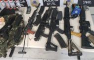 Polícia Civil de Sergipe  desarticula grupo responsável por explosão de bancos em Salvador