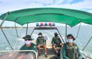 Polícia Militar, Corpo de Bombeiros e Capitania dos Portos realizam fiscalização na região do Mosqueiro