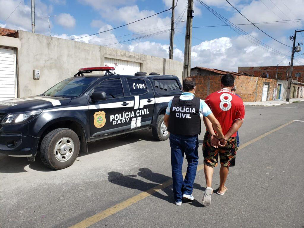 Polícia Civil prende em flagrante por violência doméstica no 17 de Março