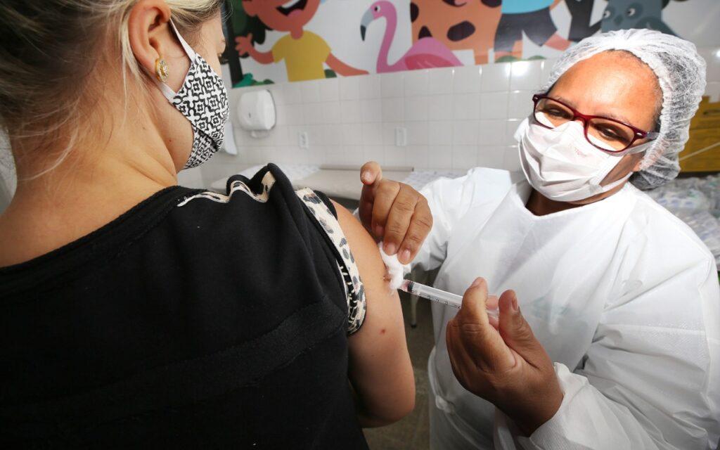 Prefeitura assegura vacinação rotineira em 40 Unidades de Saúde de Aracaju