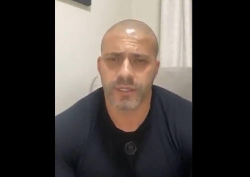 Polícia Federal apreende dois celulares na cela do deputado federal Daniel Silveira