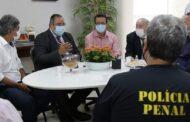 Governo entrega proposta de emenda à Constituição que cria Polícia Penal em Sergipe
