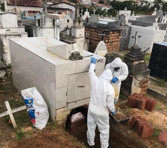Sergipe registra 1.369 novos casos de Covid-19 e mais 14 óbitos durante o final de semana.