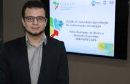 UFS prevê estabilização da Pandemia em Sergipe a partir de julho