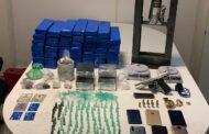 Polícia Civil prende dupla em flagrante por tráfico de drogas em Itabaiana