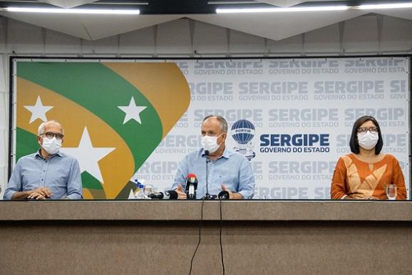 Diante do colapso da rede hospitalar, governador apela para colaboração da população