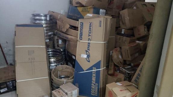 Polícia Civil recupera carga avaliada em R$ 100 mil e prende homem em flagrante na cidade de Itabaiana