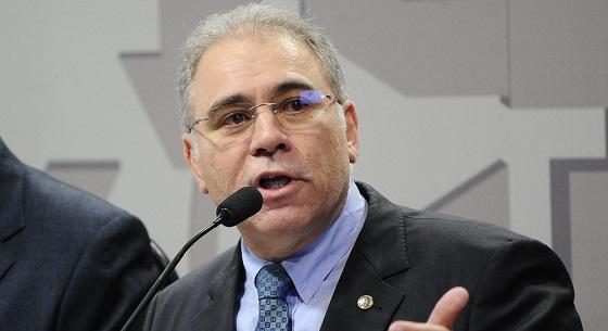 Presidente Jair Bolsonaro escolheu o médico Marcelo Queiroga para substituir Eduardo Pazuello como ministro da Saúde.