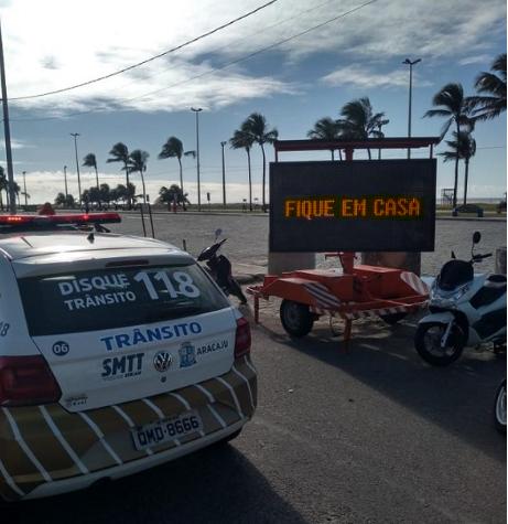 Estacionamento da Praia da Cinelândia será bloqueado a partir desta quarta-feira, 17