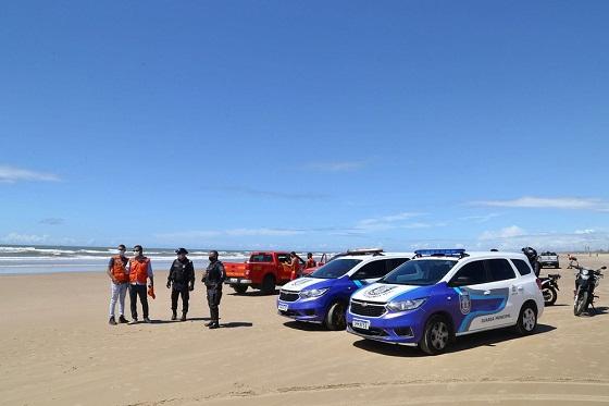 Praias não podem ser frequentadas neste fim de semana; veja todas as medidas para estes dois dias em Sergipe