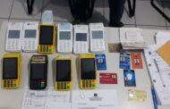Golpe do cartão recortado: Polícia Civil prende em flagrante suspeitos de estelionatos em Sergipe