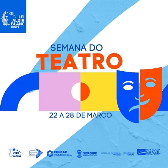 Dia Mundial do Teatro ganha programação especial da Fundação de Cultura e Arte Aperipê