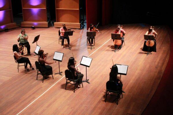 Dia da Mulher: Funcap realiza homenagem com concerto especial