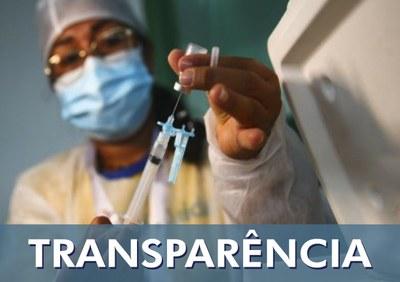 Apenas 32% dos municípios sergipanos garantem transparência total das informações sobre o plano de vacinação contra covid-19