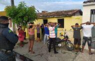 Polícia Militar acaba com festas clandestinas e aglomerações interior do estado