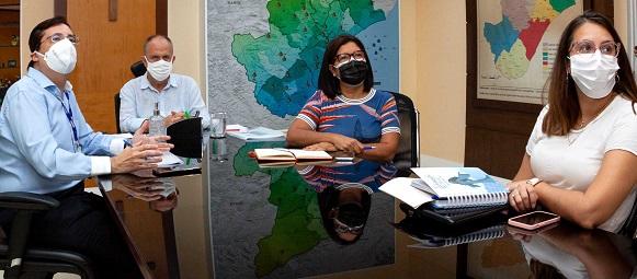 Governo de Sergipe reforça necessidade de ações conjuntas com municípios no enfrentamento à pandemia