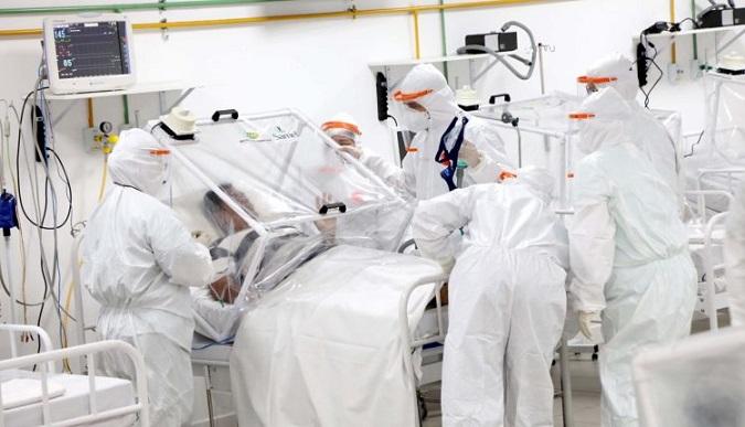 Brasil registra mais de 4.000 mortes por Covid-19 nas últimas 24 horas