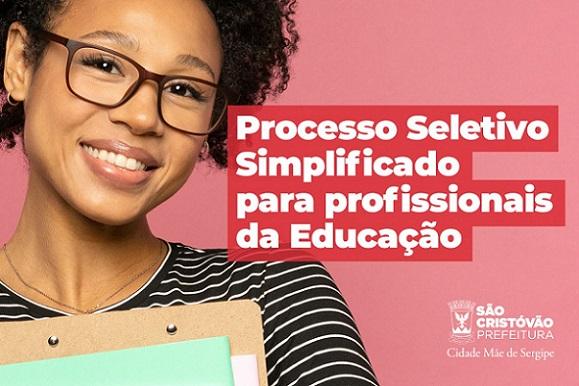 Prefeitura de São Cristóvão convoca profissionais classificados no Processo Seletivo