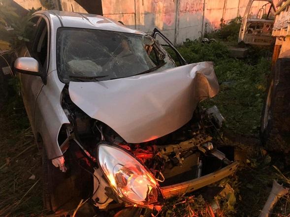 Motorista de aplicativo morre em acidente de trânsito na Zona Sul de Aracaju