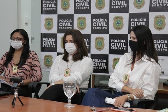 Polícia Civil indicia pastores por assédio sexual, violação sexual mediante fraude e estupro de vulnerável em Aracaju